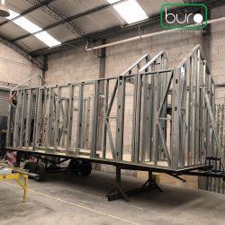 buro-steel-framing-office-tainer