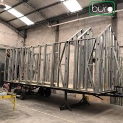 Buro Steel Framing Office Tainer